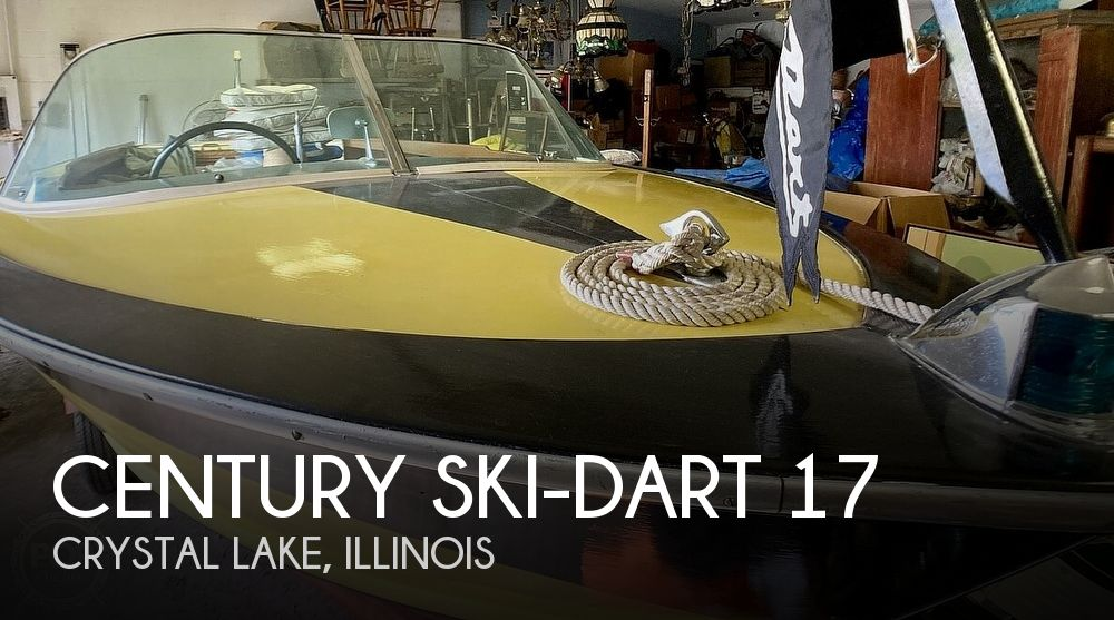 1960 Century boat for sale, model of the boat is Ski-Dart 17 & Image # 1 of 40