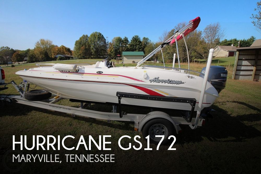 2006 Hurricane boat for sale, model of the boat is Gs172 & Image # 1 of 41