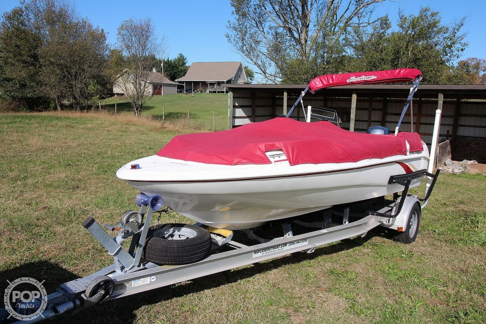 2006 Hurricane boat for sale, model of the boat is Gs172 & Image # 2 of 41