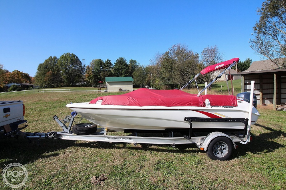 2006 Hurricane boat for sale, model of the boat is Gs172 & Image # 3 of 41