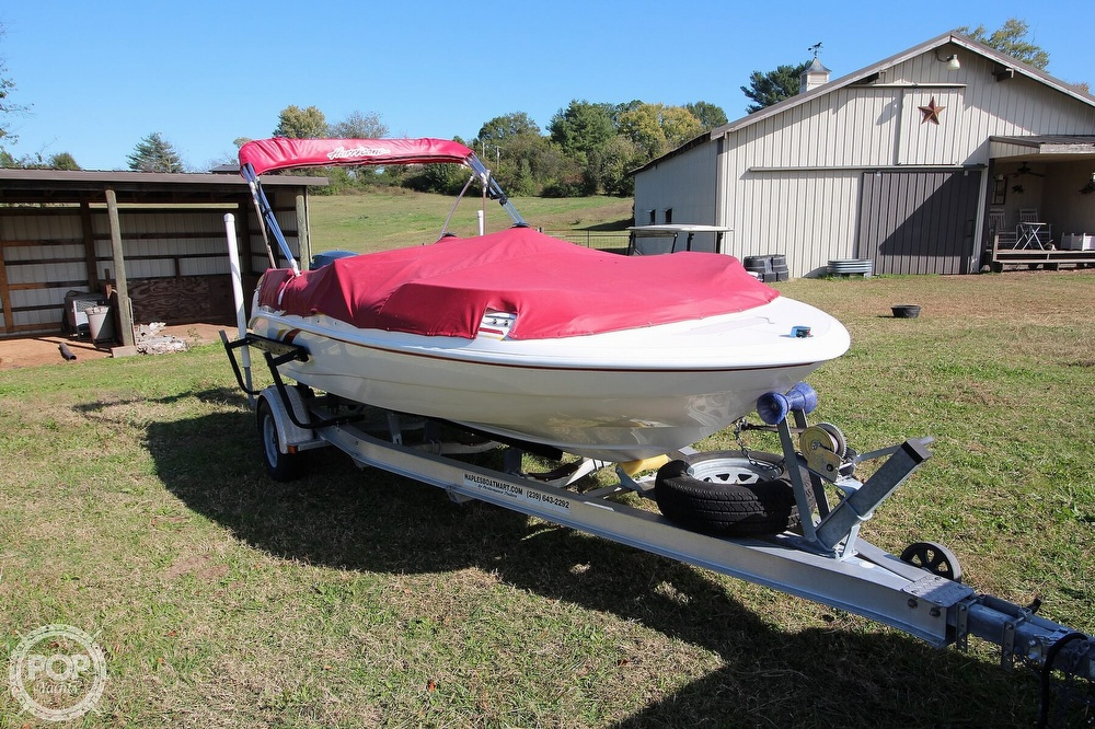 2006 Hurricane boat for sale, model of the boat is Gs172 & Image # 9 of 41