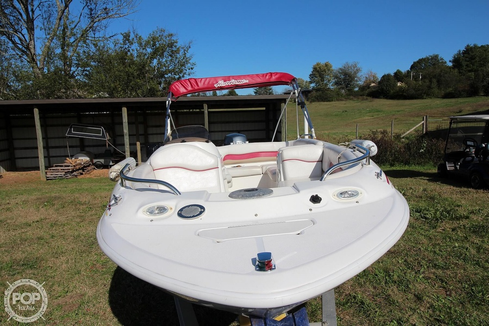 2006 Hurricane boat for sale, model of the boat is Gs172 & Image # 10 of 41