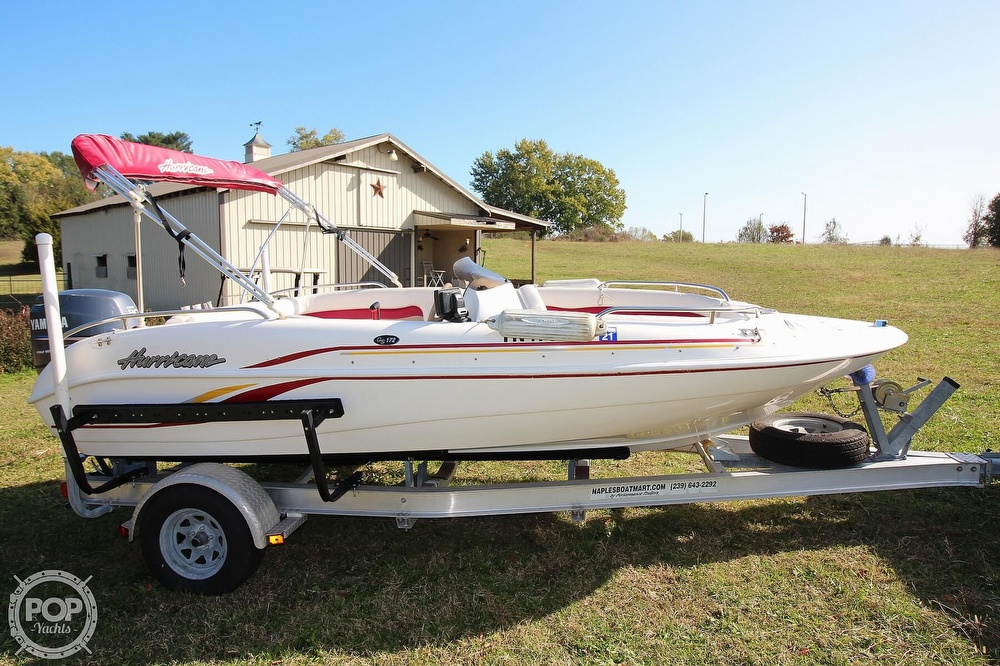 2006 Hurricane boat for sale, model of the boat is Gs172 & Image # 11 of 41