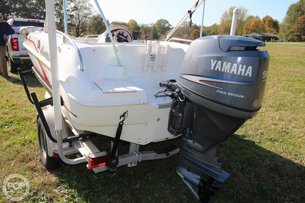 2006 Hurricane boat for sale, model of the boat is Gs172 & Image # 15 of 41