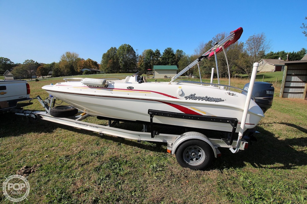 2006 Hurricane boat for sale, model of the boat is Gs172 & Image # 17 of 41