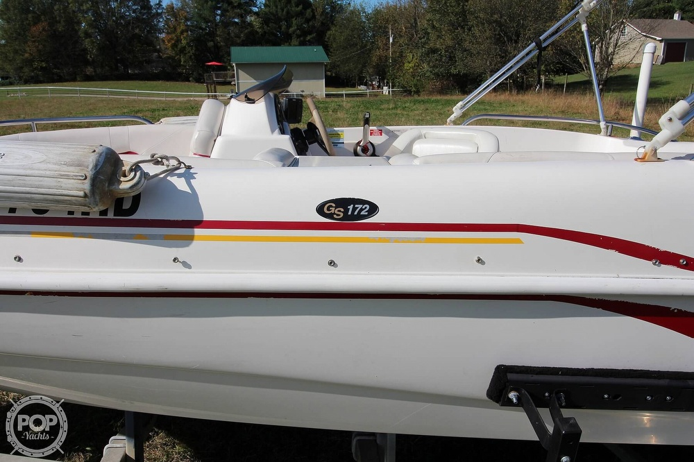 2006 Hurricane boat for sale, model of the boat is Gs172 & Image # 18 of 41
