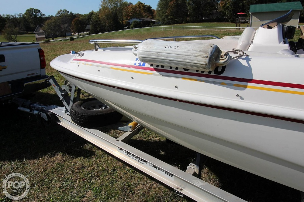 2006 Hurricane boat for sale, model of the boat is Gs172 & Image # 20 of 41