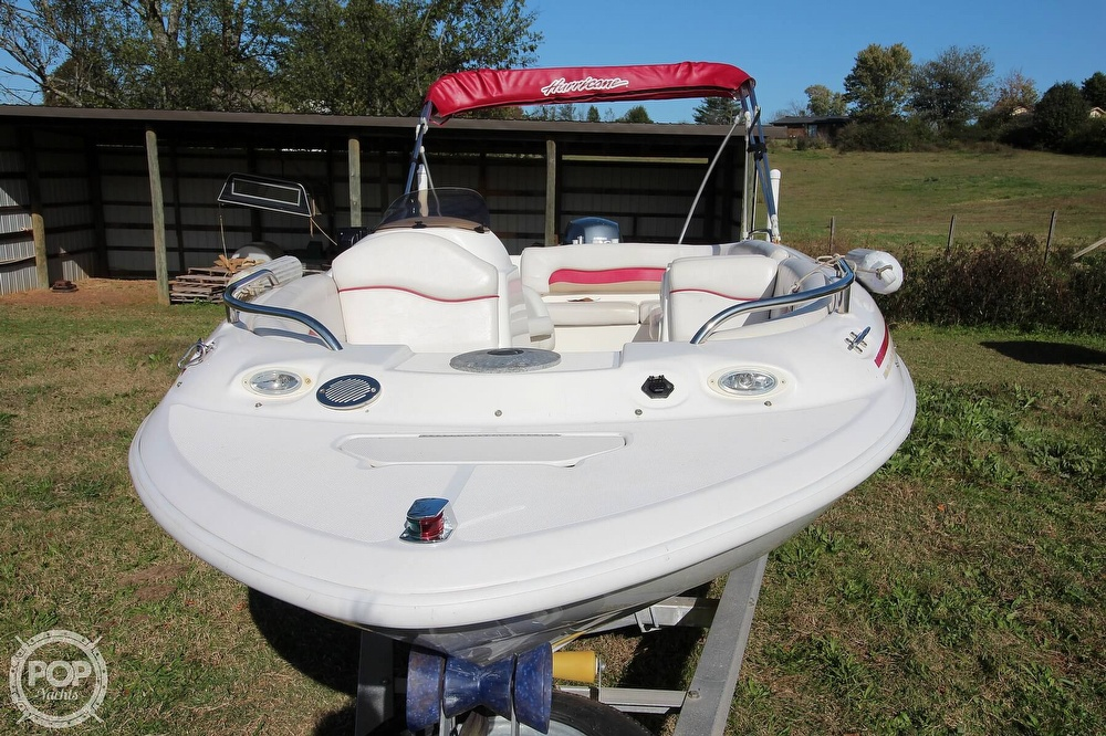 2006 Hurricane boat for sale, model of the boat is Gs172 & Image # 21 of 41