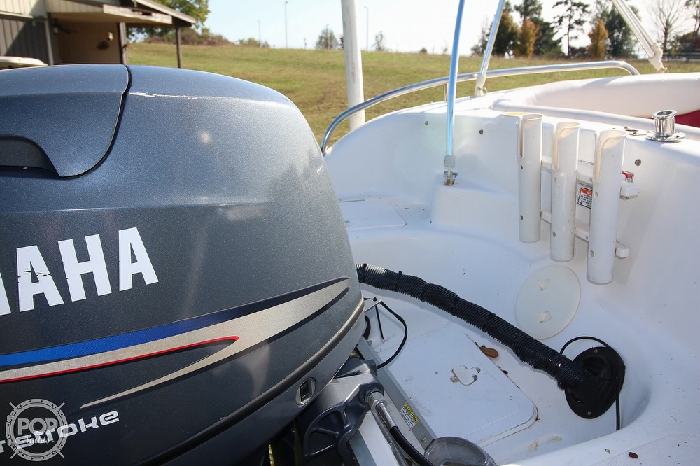 2006 Hurricane boat for sale, model of the boat is Gs172 & Image # 23 of 41