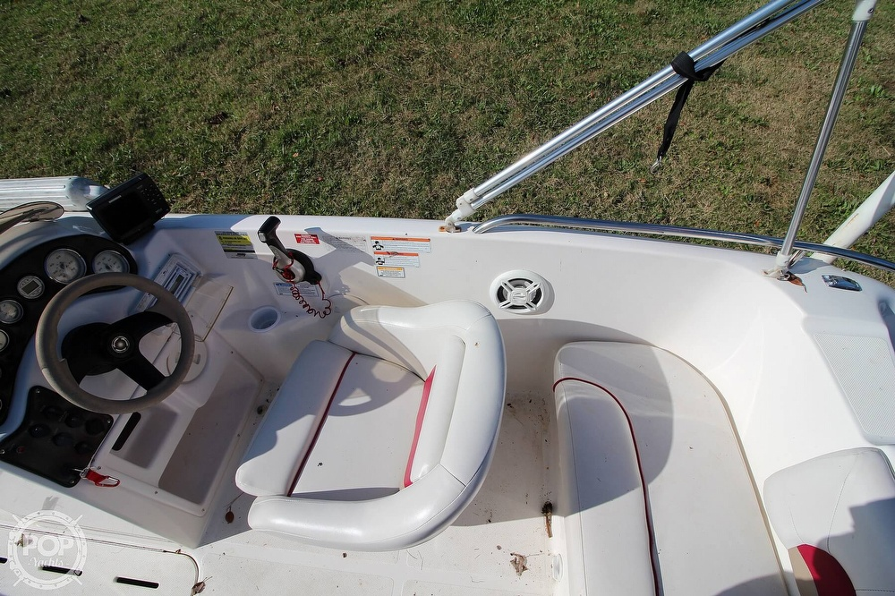2006 Hurricane boat for sale, model of the boat is Gs172 & Image # 38 of 41
