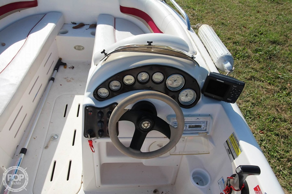 2006 Hurricane boat for sale, model of the boat is Gs172 & Image # 40 of 41