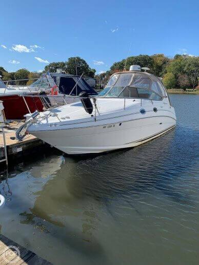 Sea Ray Sundancer, 31', for sale - $43,700