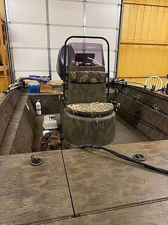 2017 G3 Boats boat for sale, model of the boat is Gator Tough Jon 18 & Image # 2 of 4