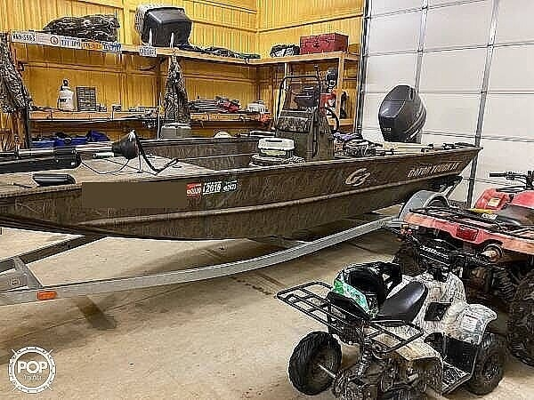 2017 G3 Boats boat for sale, model of the boat is Gator Tough Jon 18 & Image # 4 of 4