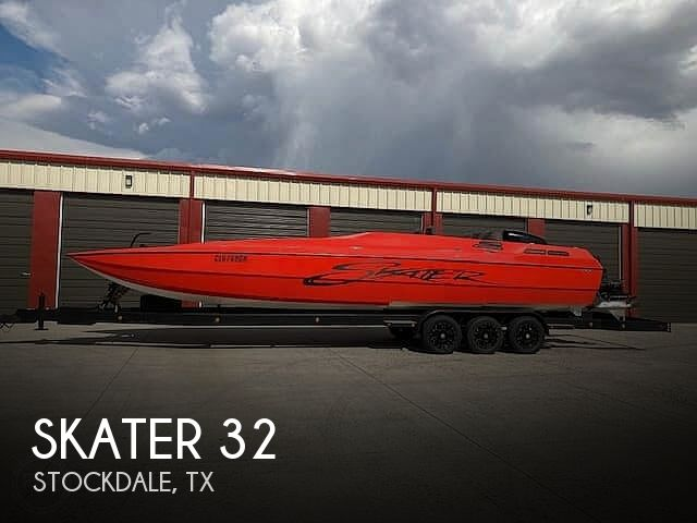 Used Boats For Sale in San Antonio, Texas by owner | 1987 Skater 32