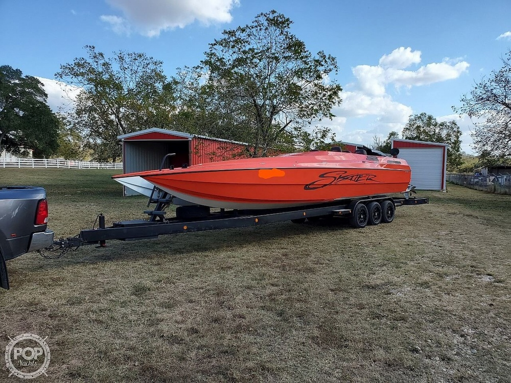 1987 Skater boat for sale, model of the boat is 32A & Image # 2 of 40