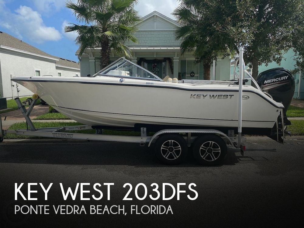 Used Key West Boats For Sale in Jacksonville, Florida by owner | 2017 Key West 203DFS