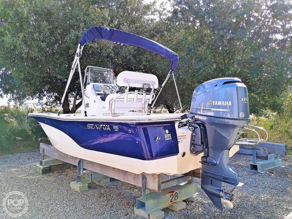 2014 Sea Fox boat for sale, model of the boat is 200 Viper & Image # 17 of 41