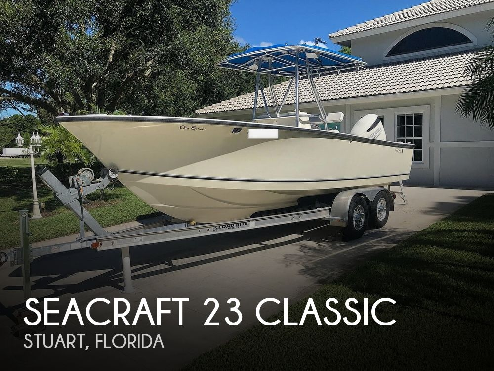 Used SEACRAFT Boats For Sale by owner | 1985 SeaCraft 23
