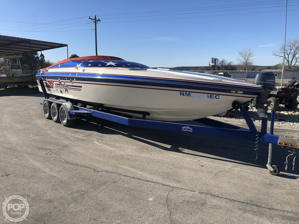 2001 Carrera boat for sale, model of the boat is Syndicate & Image # 2 of 40