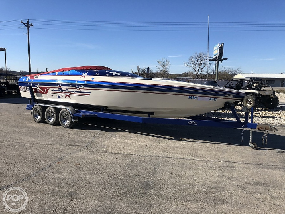 2001 Carrera boat for sale, model of the boat is Syndicate & Image # 3 of 40