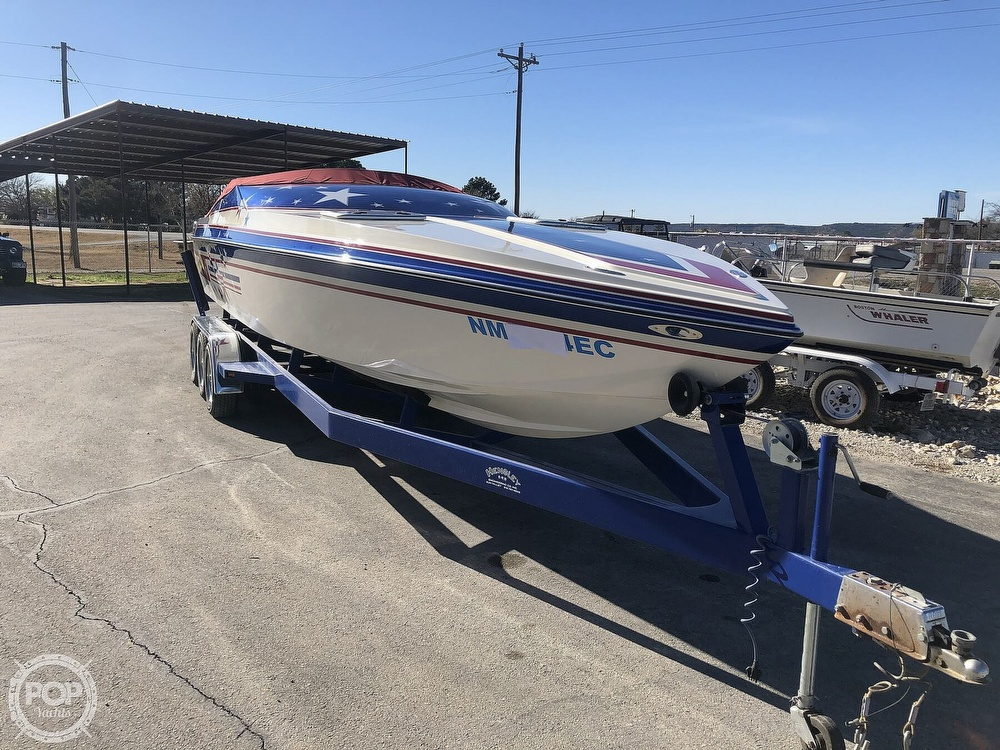 2001 Carrera boat for sale, model of the boat is Syndicate & Image # 4 of 40