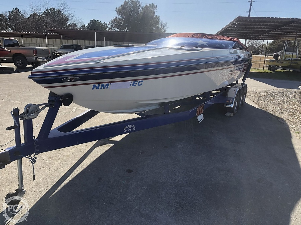 2001 Carrera boat for sale, model of the boat is Syndicate & Image # 6 of 40