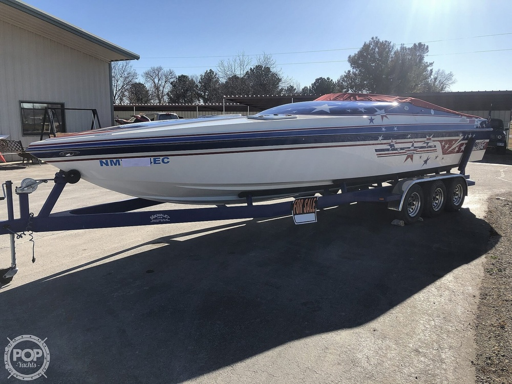 2001 Carrera boat for sale, model of the boat is Syndicate & Image # 7 of 40