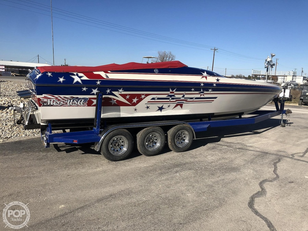 2001 Carrera boat for sale, model of the boat is Syndicate & Image # 15 of 40