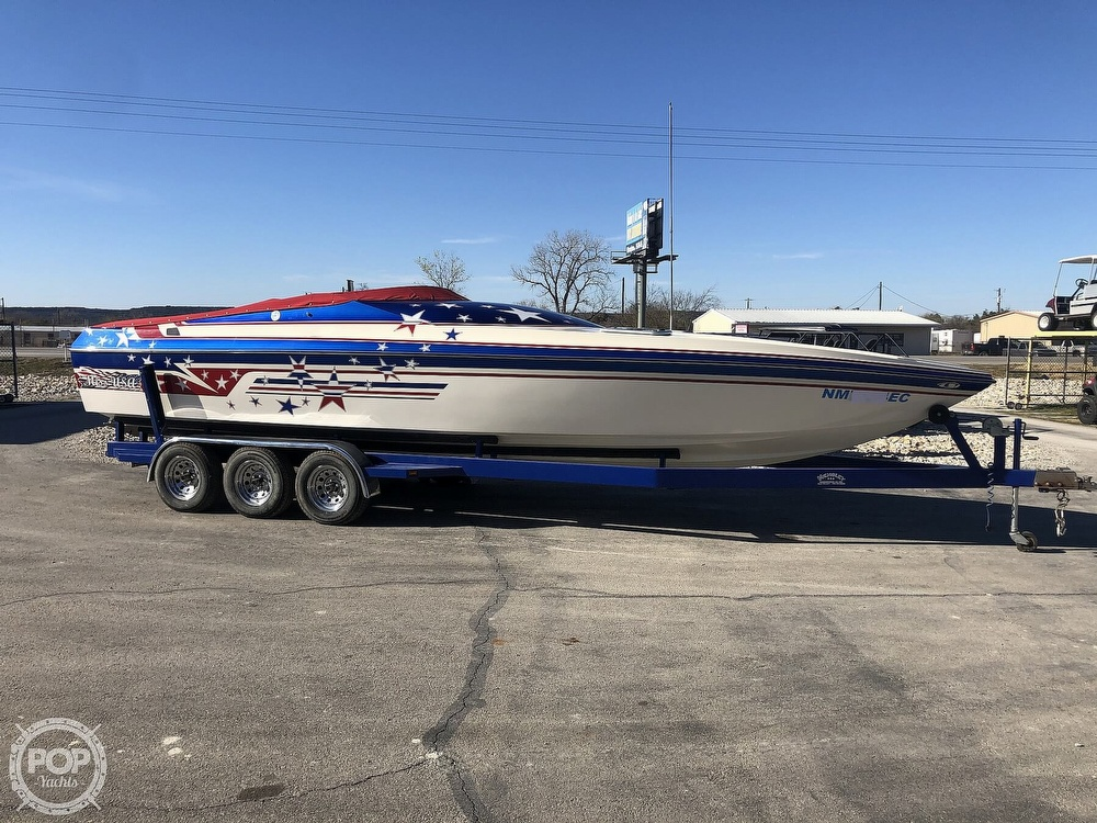 2001 Carrera boat for sale, model of the boat is Syndicate & Image # 17 of 40