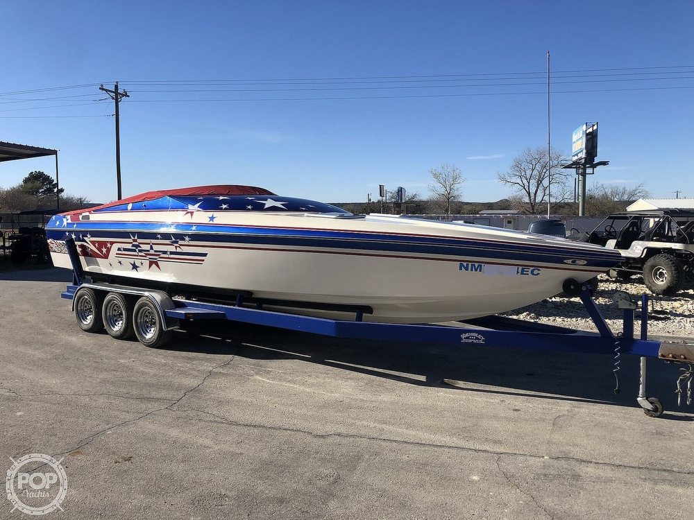 2001 Carrera boat for sale, model of the boat is Syndicate & Image # 18 of 40
