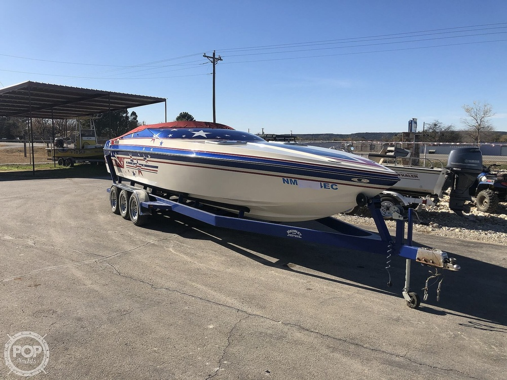2001 Carrera boat for sale, model of the boat is Syndicate & Image # 20 of 40