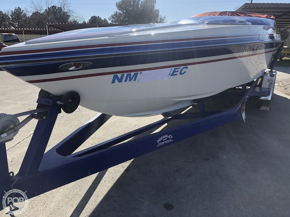 2001 Carrera boat for sale, model of the boat is Syndicate & Image # 21 of 40