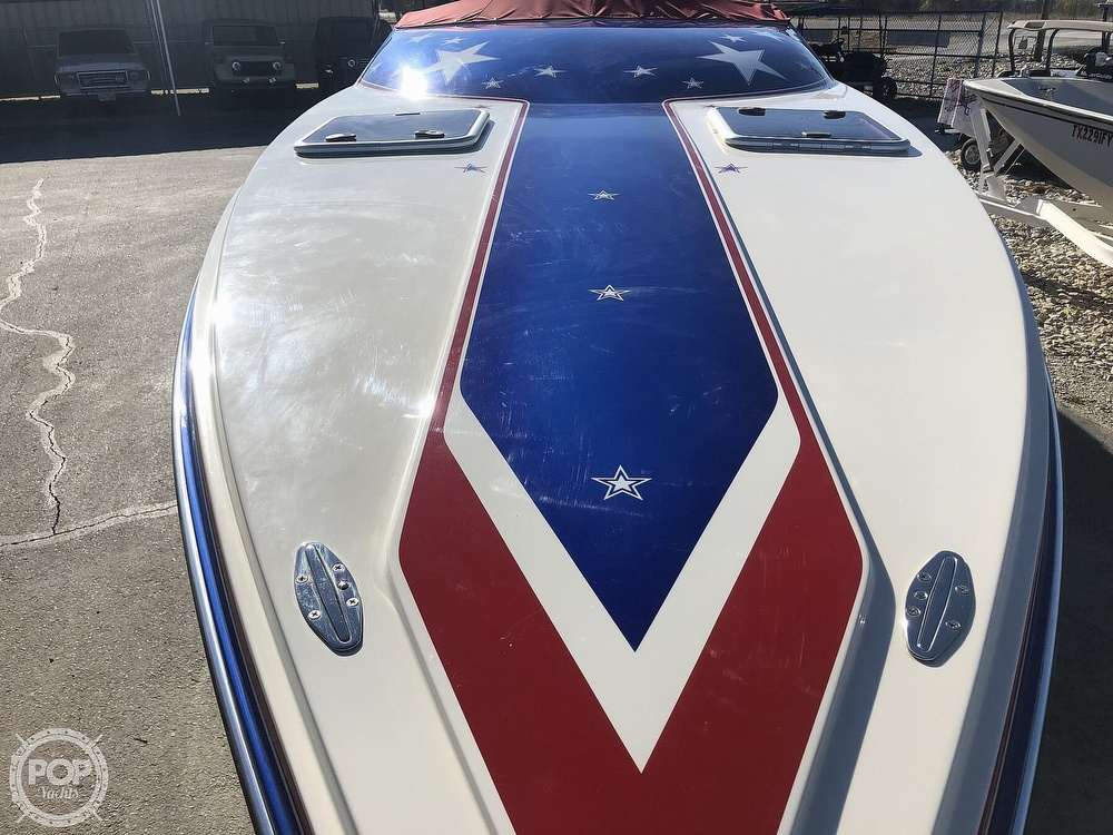 2001 Carrera boat for sale, model of the boat is Syndicate & Image # 24 of 40