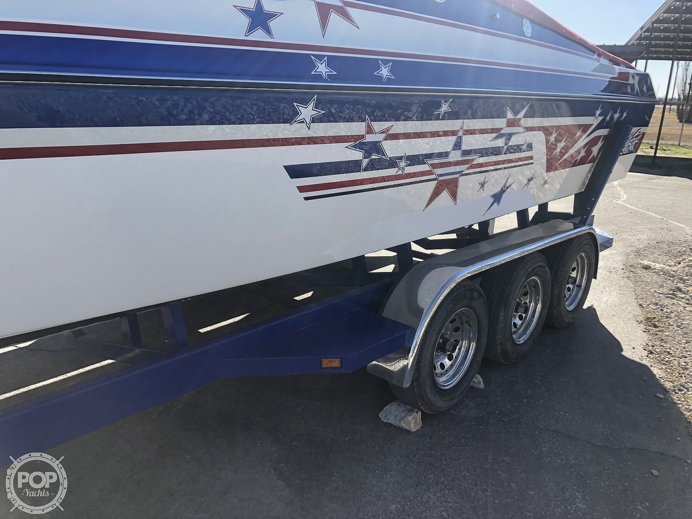 2001 Carrera boat for sale, model of the boat is Syndicate & Image # 25 of 40