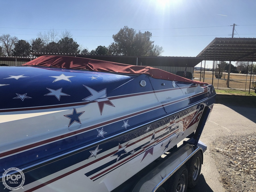 2001 Carrera boat for sale, model of the boat is Syndicate & Image # 28 of 40