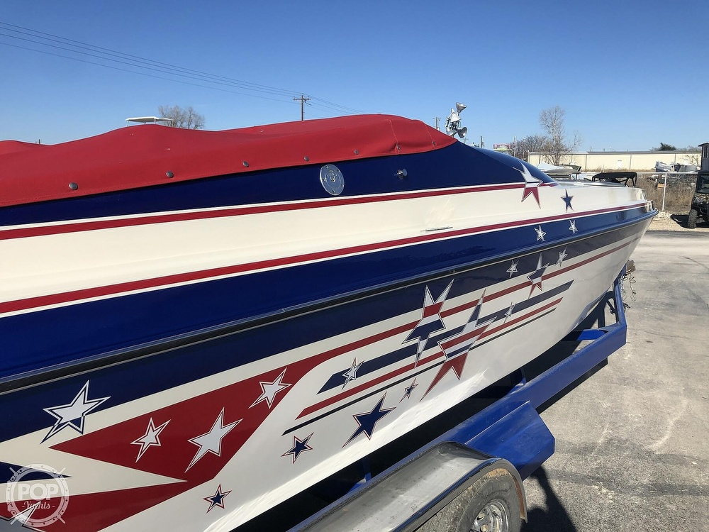 2001 Carrera boat for sale, model of the boat is Syndicate & Image # 35 of 40