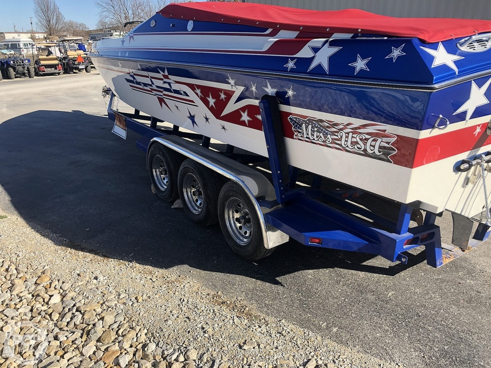 2001 Carrera boat for sale, model of the boat is Syndicate & Image # 9 of 40