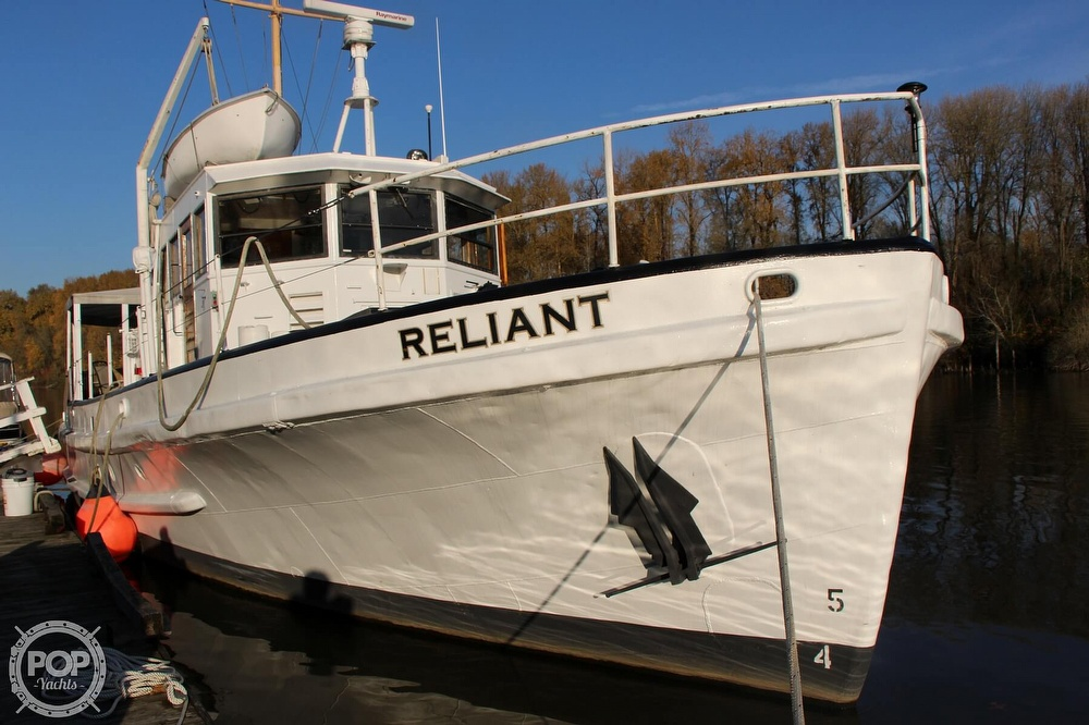 1955 Custom boat for sale, model of the boat is Box Boat 63 & Image # 2 of 40