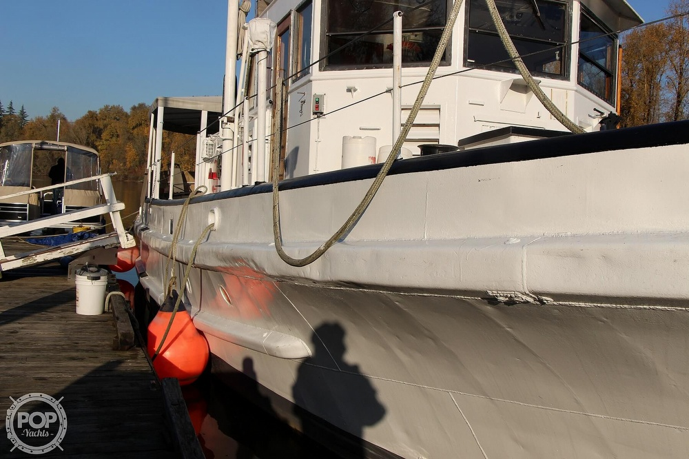 1955 Custom boat for sale, model of the boat is Box Boat 63 & Image # 4 of 40