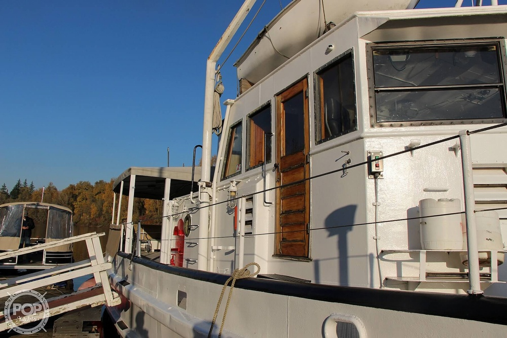 1955 Custom boat for sale, model of the boat is Box Boat 63 & Image # 6 of 40