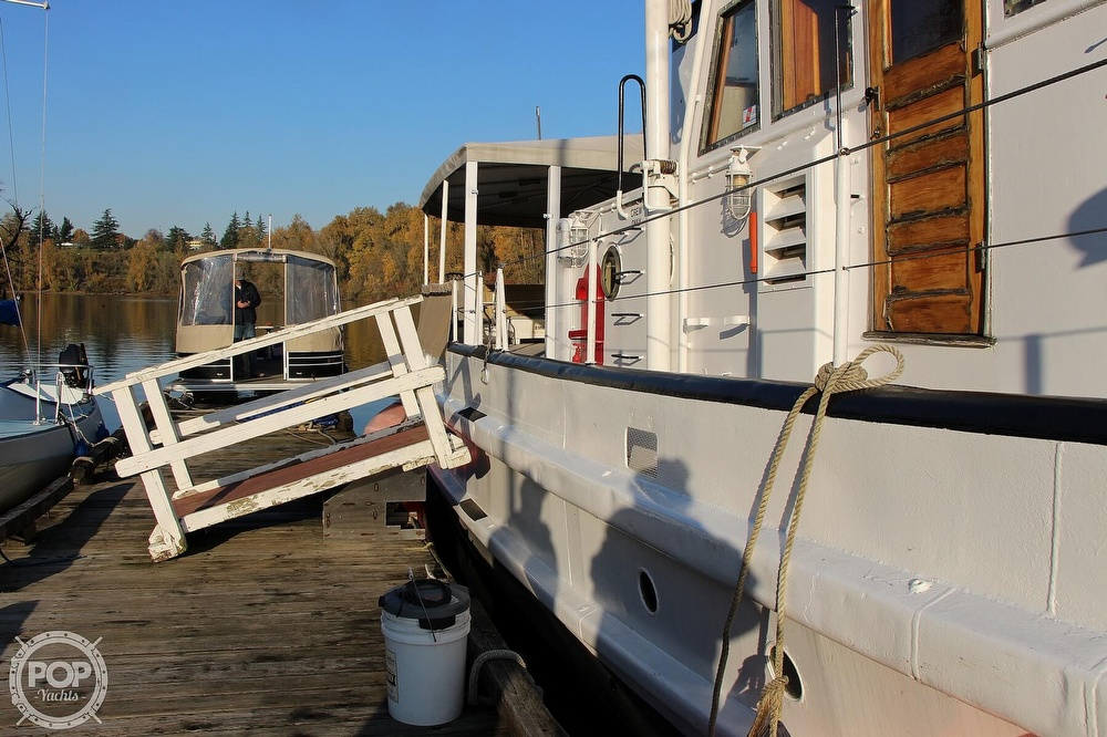 1955 Custom boat for sale, model of the boat is Box Boat 63 & Image # 7 of 40