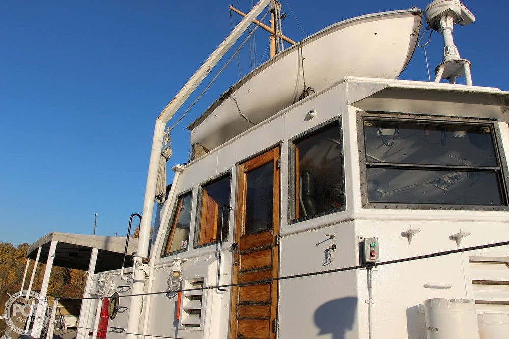 1955 Custom boat for sale, model of the boat is Box Boat 63 & Image # 8 of 40