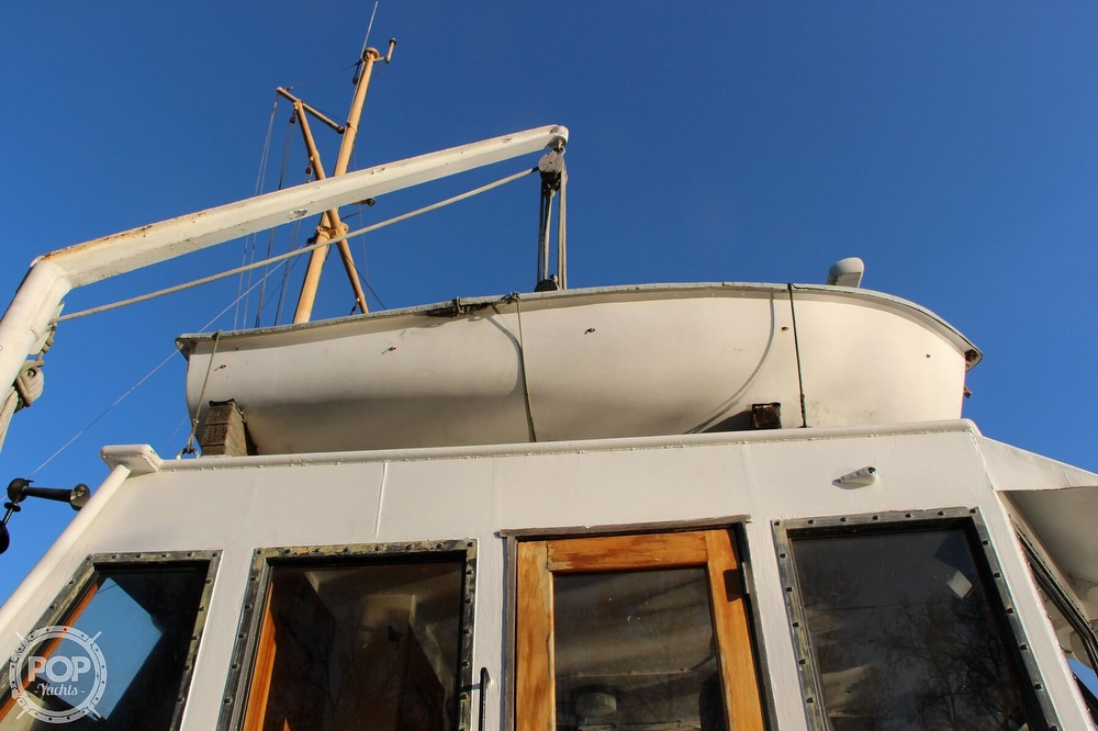 1955 Custom boat for sale, model of the boat is Box Boat 63 & Image # 12 of 40
