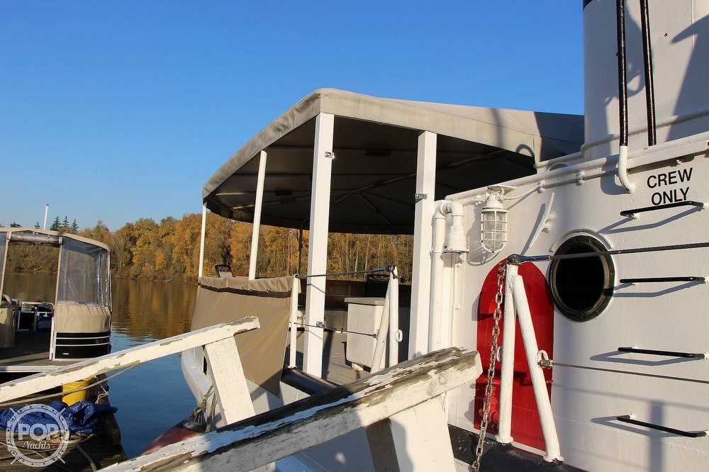 1955 Custom boat for sale, model of the boat is Box Boat 63 & Image # 13 of 40