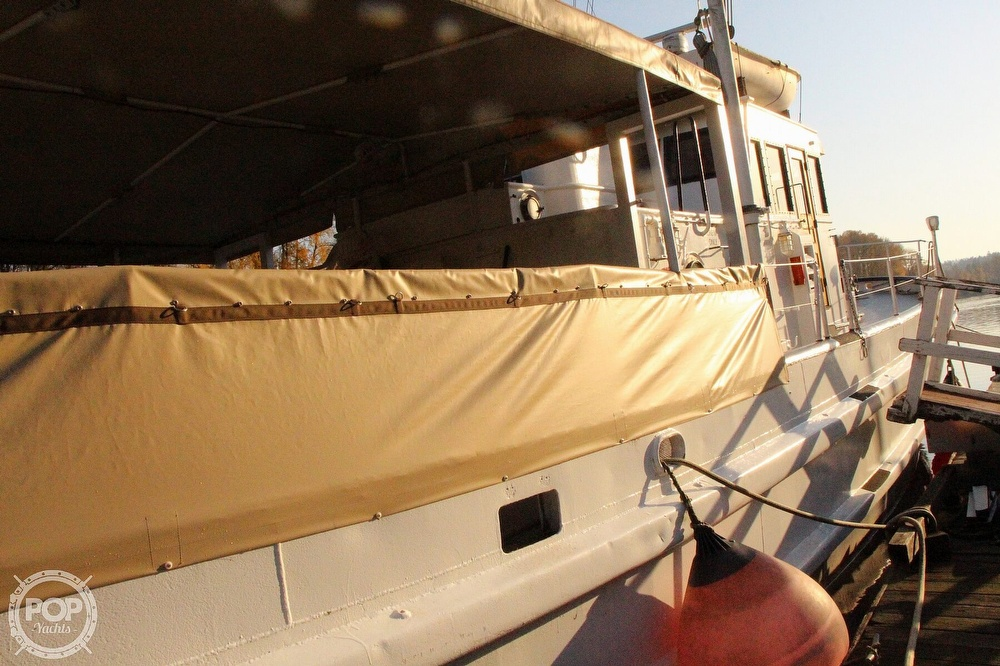 1955 Custom boat for sale, model of the boat is Box Boat 63 & Image # 20 of 40