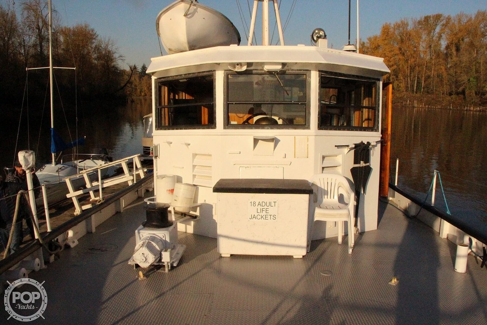 1955 Custom boat for sale, model of the boat is Box Boat 63 & Image # 21 of 40