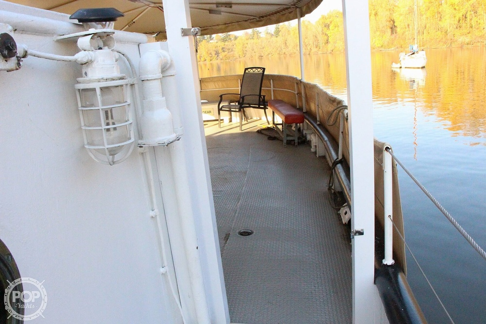 1955 Custom boat for sale, model of the boat is Box Boat 63 & Image # 26 of 40