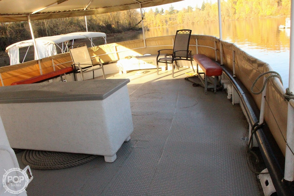 1955 Custom boat for sale, model of the boat is Box Boat 63 & Image # 27 of 40