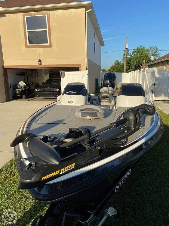 2015 Nitro boat for sale, model of the boat is Z7 & Image # 2 of 20